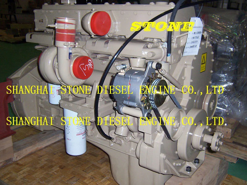Cummins M11-C265 Construction Engine,Shanghai stone diesel